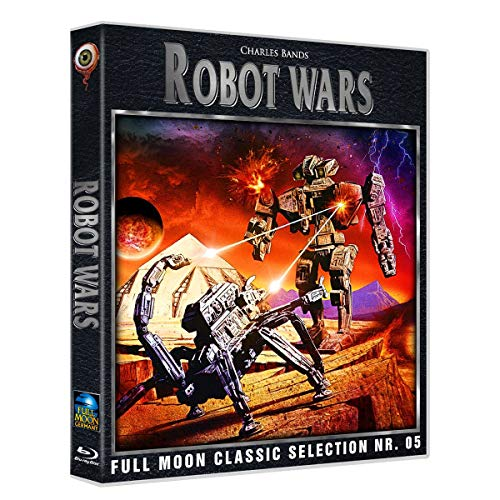 Robot Wars (Full Moon Classic Selection Nr. 05) - Limited Edition [Blu-ray]