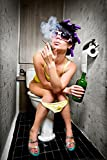 Postereck - 0067 - Party Girl - Poster 90.0 cm x 60.0cm