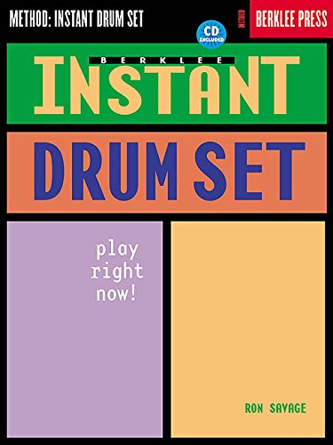Instant Drum Set (Play Right Now!) por Ron Savage
