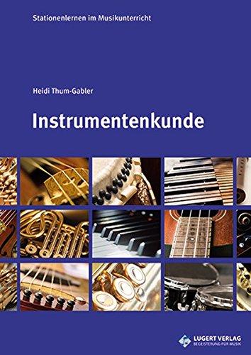 Stationenlernen: Instrumentenkunde Heft inkl. CD