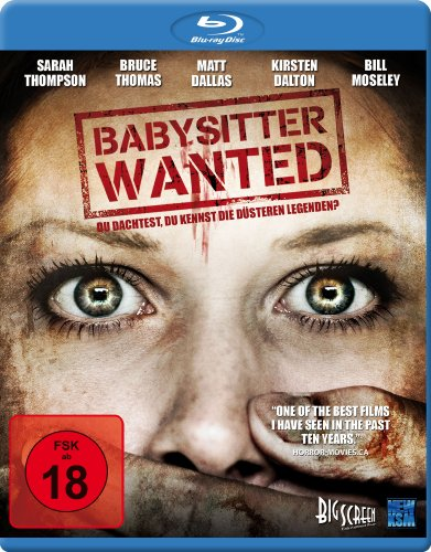 Bild von Babysitter Wanted [Blu-ray]