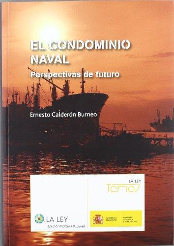El condominio naval: Perspectivas de futuro (Temas La Ley) por Ernesto Calderón Burneo