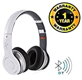 #5: Cospex S450 Bluetooth Wired & Wireless Headphones With Tf Card/Mic Compatible with Xiaomi, Lenovo, Apple, Samsung, Sony, Oppo, Gionee, Vivo Smartphones (One Year Warranty)