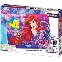 Amazon.es: La Sirenita - Puzzles y rompecabezas: Juguetes