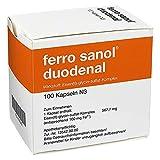Ferro Sanol duodenal hartkapsel mit msr.überz.pel