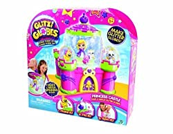Moose Toys Glitzi Globes Mega Dome Pack S2 - Princess Castle