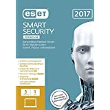 ESET Smart Security Premium 2017 Edition 3 User (FFP)
