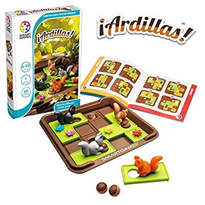 Smart Games – écureuil, Multicolore (1)