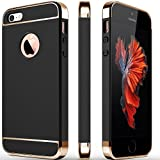 Best Case  5s - GoldKart *3-in-1 Dual Layer Thin Back Cover Case Review