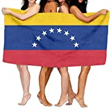 hat pillow Beach Towel Flag of Venezuela 80