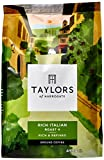 Taylors of Harrogate Rich Italian Ground Coffee, 454 g (Pack of 4)
