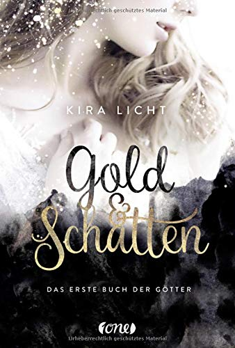 Gold und Schatten: Das erste Buch der Götter (Young Teen Adult Bücher)