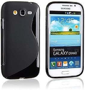 Premium Back Case For Samsung Grand Neo I9060 Black