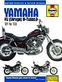Yamaha XV535 XV750 XV1000 XV1100 Virago 1981-2003 Haynes Manual