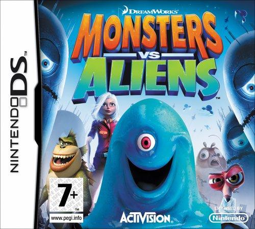 Monsters vs. Aliens (Nintendo DS)