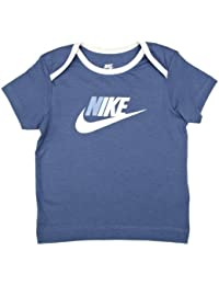 Nike Infants Short Sleeve T-Shirt for 3 - 6 Months (Blue)