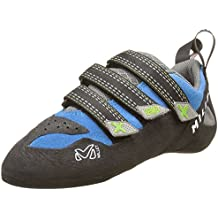 Millet LD Cliffhanger Zapatillas de Escalada para Mujer, Mujer, LD Cliffhanger, Amarillo/
