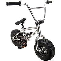 RayGar Bandit 2016 Chrome Mini BMX Bike - New