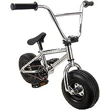 RayGar Bandit Chrome Mini BMX Bike - New