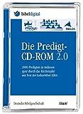 Die Predigt-CD-ROM 2.0 Bild