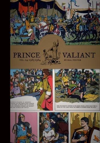 Prince Valiant Vol. 14: 1963-1964 par Hal Foster