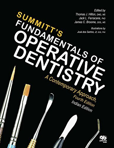 SUMMITT'S FUNDAMENTALS OF OPERATIVE DENTISTRY A CONTEMPORARY APPROACH (INDIAN EDITION)