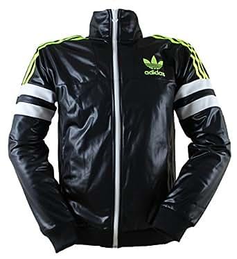 Adidas Mens Chile 62 Poly Tracktop Training Jacket G90072