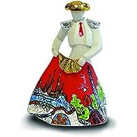 Nadal 711037 Figura Torero Nº 37, Resina, 6x10x15.5 cm