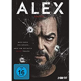 Alex - Staffel 1 [2 DVDs]