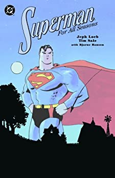 Superman for All Seasons by [LOEB, JEPH]