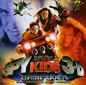 Spy Kids 3/3rd Mission