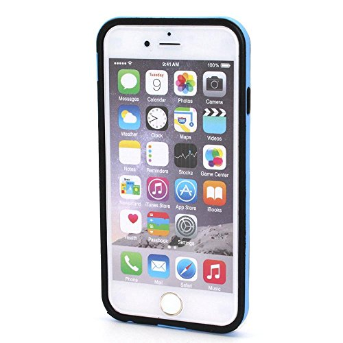 IPhone 6 / 6S (4.7 inch) Coque, MOONCASE Coloré Motif TPU Silicone Gel Étui Housse Protection Shell Cover Case Pour IPhone 6 / 6S (4.7 inch) YT14 YT11