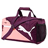 PUMA Fundamentals Sports Bag XS Sporttasche, Dark Purple, 40 x 22 x 20 cm (20l)