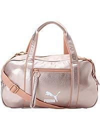 Puma funda Prime bolso P 075372, mujer, peach beige-metallic, talla única