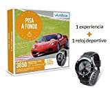 VIVABOX Caja Regalo -Pisa A Fondo- 1.590 experiencias. Incluye: un Reloj analógico...