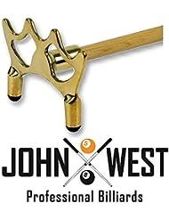 John West queue de billard Pont laiton plat
