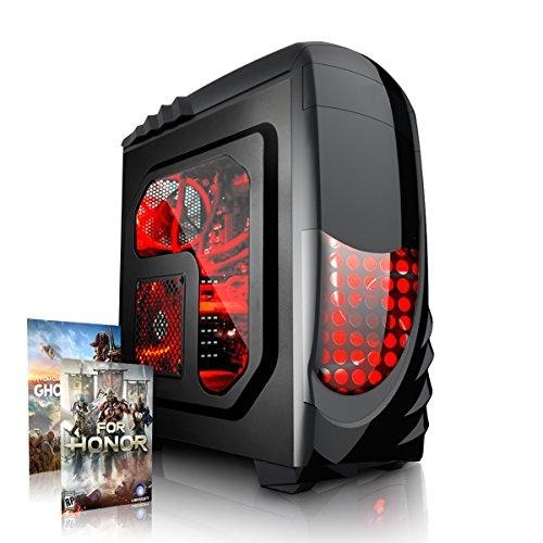 15fe32cd023 Beste Megaport Gaming PC Intel Core i5-7500 4x 3.40GHz • Nvidia GeForce  GTX1060 • 8GB DDR4 • Windows 10 • 1TB gamer pc computer desktop pc high end  gaming ...