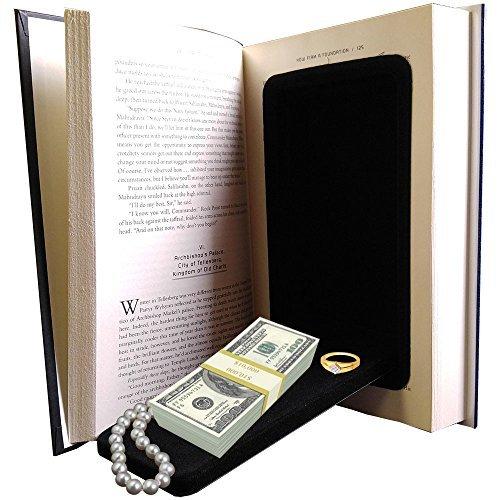 Streetwise Hardbound Book Safe Secret Compartment - Buy