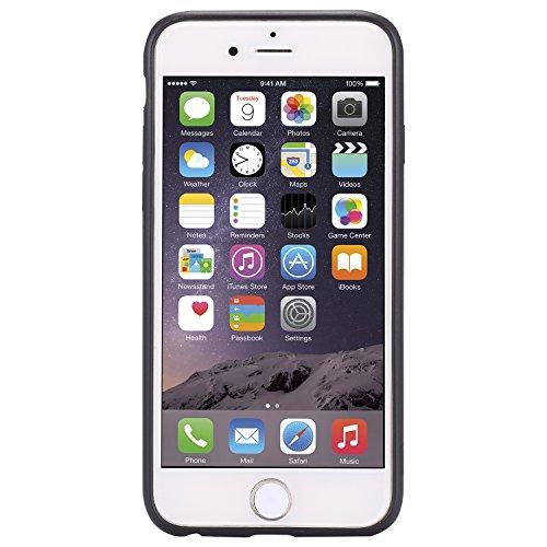 iPhone 6 Hülle, Voguecase Silikon Schutzhülle / Case / Cover / Hülle / TPU Gel Skin für Apple iPhone 6/6S 4.7(MUSIC) + Gratis Universal Eingabestift Einhorn 09