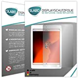2 x Slabo Displayschutzfolie iPad Air 2 / iPad Air Displayschutz Schutzfolie Folie No ReflexionKeine Reflektion MATT-Entspiegelnd MADE IN GERMANY