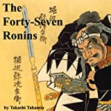 Front cover for the book The Forty-Seven Ronins by Takashi Takamia
