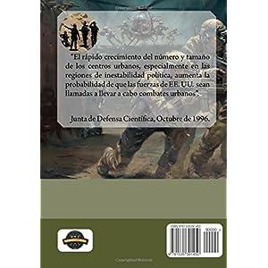 Manual de Combate Urbano: Traducción al Español: Volume 1 (Operaciones Especiales)
