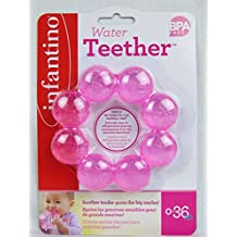 Infantino - Water Teether - Pink