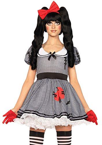 ind-Me-Up Dolly Damen kostüm, Größe Medium (EUR 38) (Wind Kostüm)