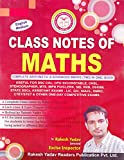 Best Maths Books - Class Notes of Maths Review