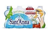 Sant'Anna Acqua Naturale da Borsetta - 12 Bottiglie da 250 ml