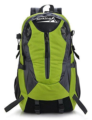 ZQ 40 L Wasserdichte Dry Bag / Rucksack Camping & Wandern Wasserdicht andere Green