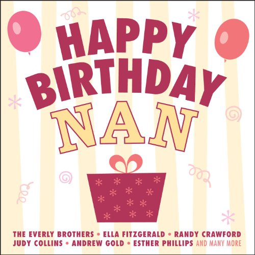 Happy Birthday Nan (Digital Ve...