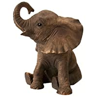 Baby African Elephant Statue From Leonardo