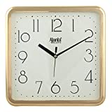 #9: Ajanta Quartz Wall Clock Square Shape